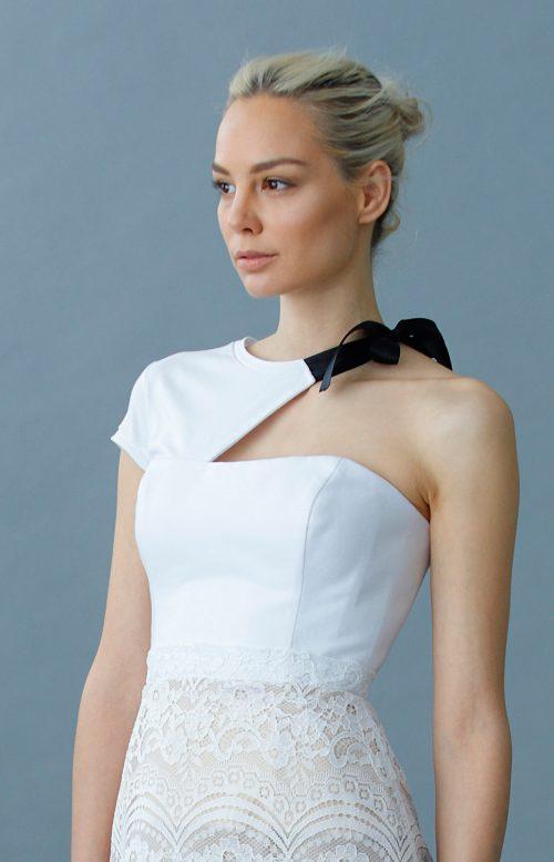 AGLAYA top corset