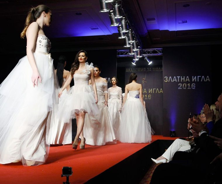 """Fashion brand of the year"" 2016 in ""Golden Needle"" Fashion Academy Award"