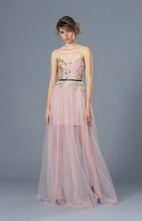 TZVETINA dress